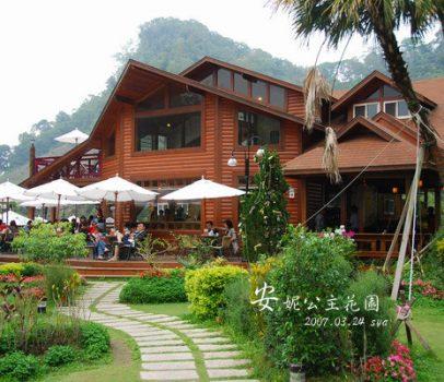 【台中 景觀餐廳】 安妮公主花園