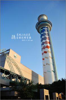 [台北 景觀餐廳] 雲端上的浪漫。摘星樓之星月旋轉餐廳