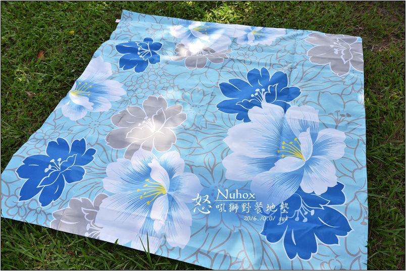 nuhox怒吼獅防水野餐墊 | 台灣設計師品牌,露營、野餐的好質感