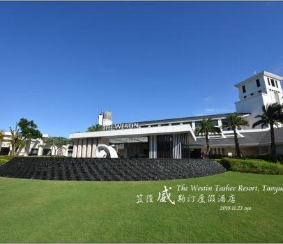 【桃園 親子飯店】大溪笠復威斯汀度假酒店 | 擁有露天酒吧、SPA、與超豐富的室內外兒童遊戲設施