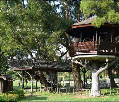 【桃園 推薦親子景點】奧爾森林學堂 | 森林、溜滑梯、烤肉、野餐
