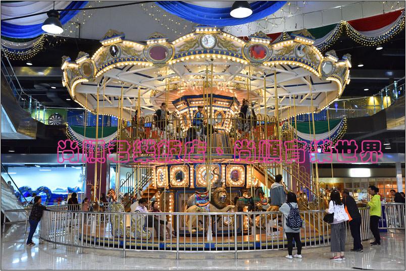 尚順君樂飯店、尚順育樂世界   住宿、娛樂、購物一把抓