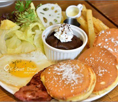 【台中 西屯】 Oh! Sweet Diner 布朗尼早午餐專賣