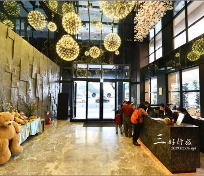 【台中 飯店】三好行旅 | CP值高的台中七期熱門推薦住宿飯店