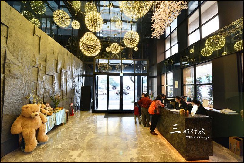 三好行旅   CP值高的台中七期熱門推薦住宿飯店