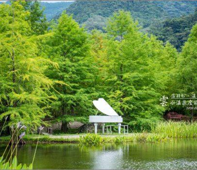 【苗栗南庄 景點】雲水溫泉度假村 | 全台十大落羽松聖地、泡美人湯