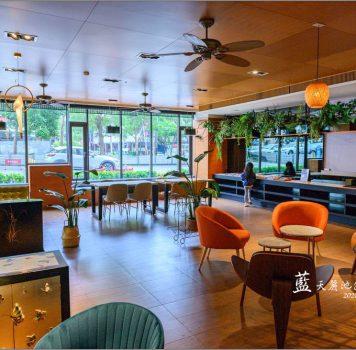 【花蓮 飯店】藍天麗池飯店|位於花蓮市中心,還有親子共讀的遊戲室、免費自行車租借