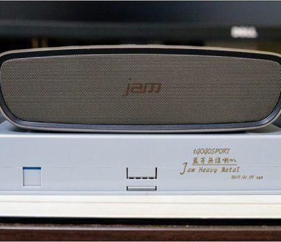 【開箱 推薦】美國潮牌 Jam Heavy Metal 無線藍牙喇叭 | CP值高、音質渾厚
