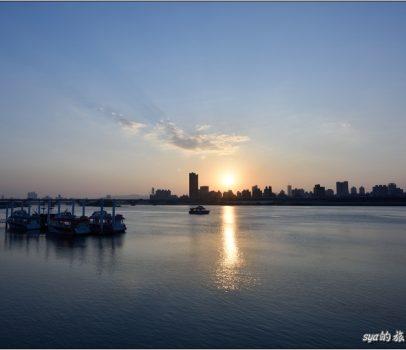 [台北 景點] 大稻埕碼頭。藍色公路 (TBC…)