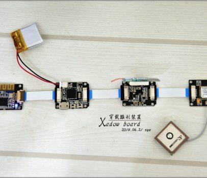 開發電路板初體驗 – Xadow微型穿戴式系列