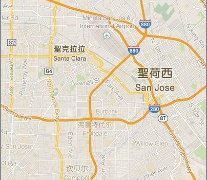 Google Map離線地圖功能