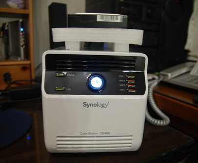 Synology CS-406